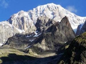 Z Mont Blanc-a na ljubljanski maraton