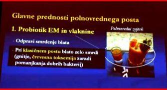 Polnovredni post – srečanja z dr.Iztokom Ostanom (3 x VIDEO)