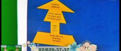 Oddaja Narava Zdravi – Beljakovine za Življenje in Smrt – 29.12.2014