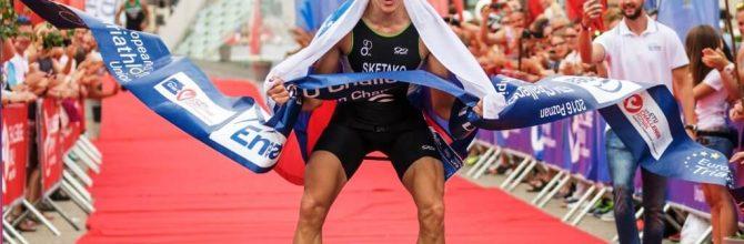 Z OKA do evropskega prvaka v triatlonu
