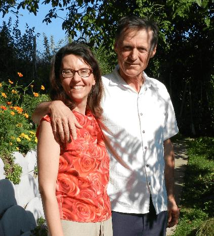 Zakonca Klanšček: dr. Helena in Drago