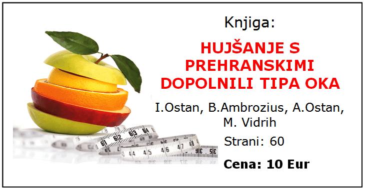 HUJŠANJE - knjiga dr.Ostana