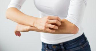 Atopični dermatitis in seneni nahod moje hčere