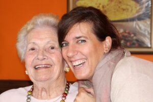 Moja dementna mama si je neverjetno hitro opomogla