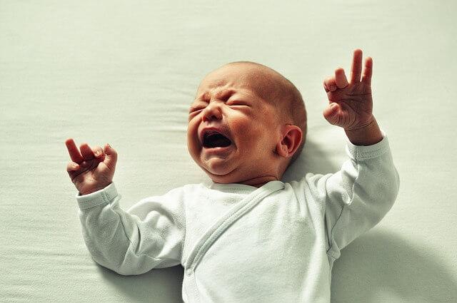 Dojenček joka