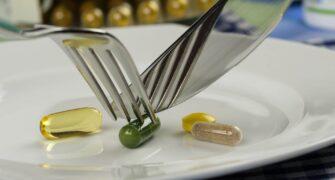 Izbrana dopolnila za več moči in manj apetita