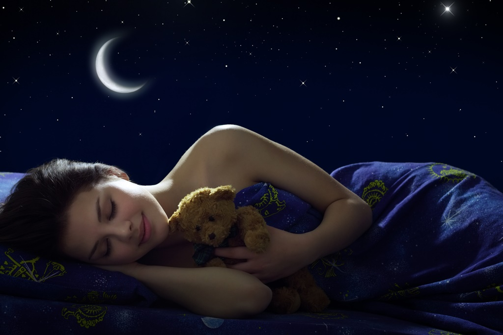 Globok spanec ima zdravilni učinek