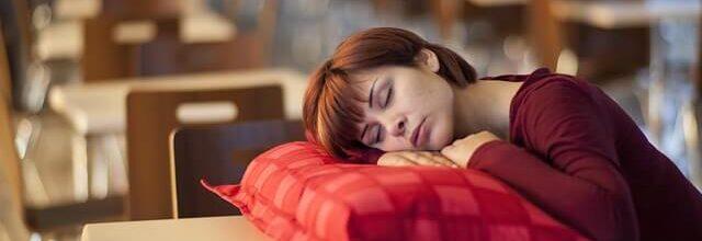 Kronična utrujenost, vzkipljivost …