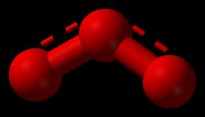 Molekula ozona