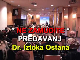 Predavanja dr.Iztoka Ostana