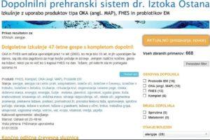 Članki dr. Ostana in sodelavk na spletu