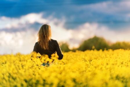 cvetni prah omeji gibanje v naravi